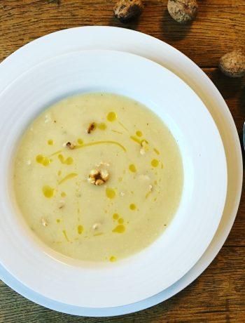 Blije Bietjes - knolselderij soep